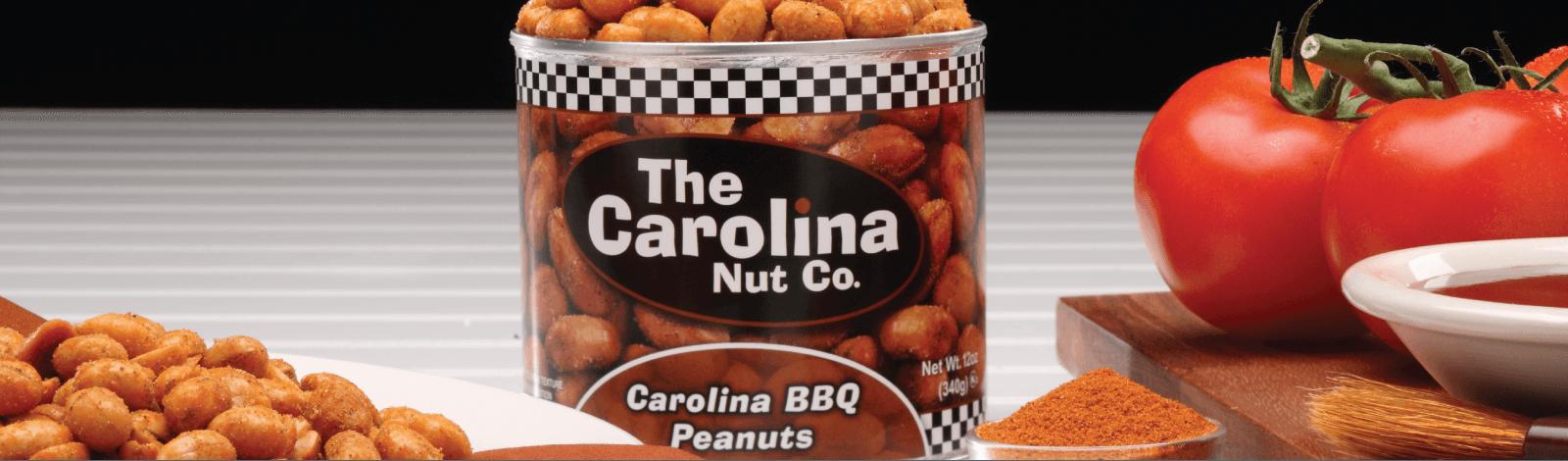 The Carolina Nut Company Carolina BBQ Peanuts