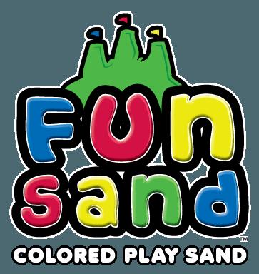 FunSand Colored Play Sand