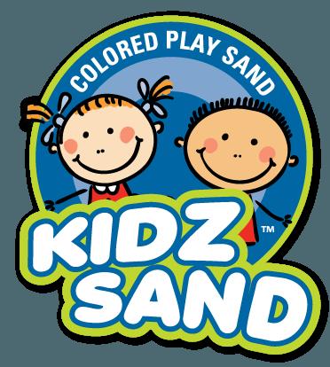 KidzSand Colored Play Sand