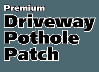 Premium Driveway Pothole Patch