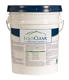 Equiclear Arena Dust Control Bucket