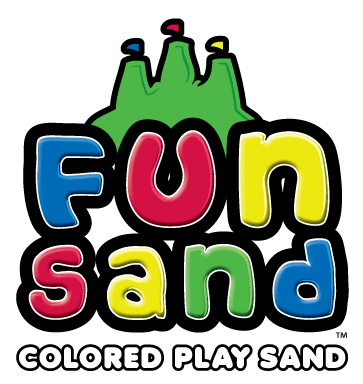 FunSand Colored Play Sand