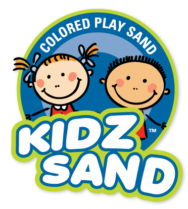 KidzSand Colored Play Sand